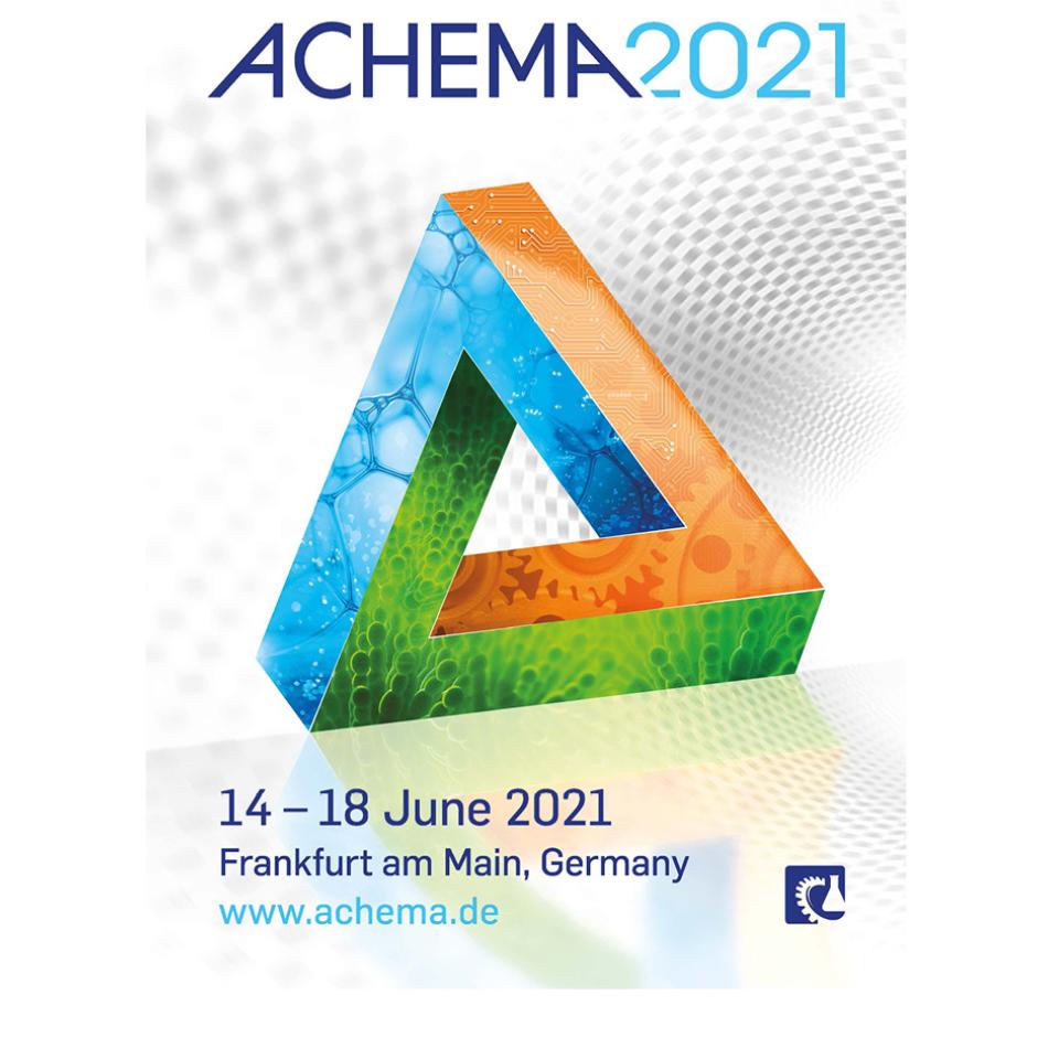 Achema 2021 verschoben auf 4. - 8. April 2022